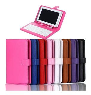 Funda Teclado Tablet 7 8 9 Pulgadas Funda Tableta Universal