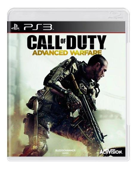 Call Of Duty Advanced Warfare Ps3 Mídia Física
