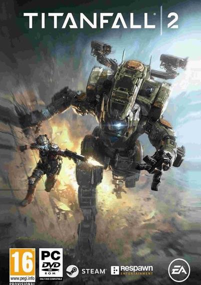 Titanfall 2 Pc - Origin Key (envio Flash)