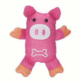 Brinquedos Para Pet - Natural Friends - Porco - Pet Brink