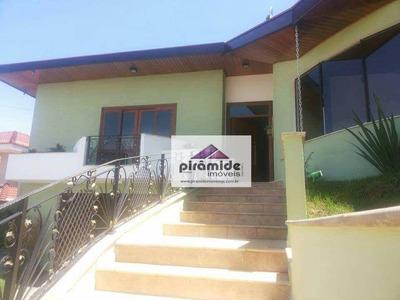 Casa Residencial À Venda, Residencial Santa Helena, Caçapava. - Ca2646