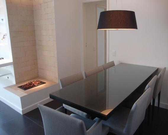 Apto Reformado - 02 Doem Sendo 1 Suite, Sala Com Lareira E Varanda, 90m²- Prox Shopping Iguatemi - L897 - 34628165