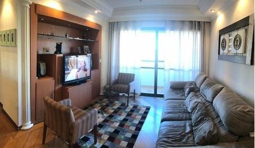 Imagem 1 de 21 de Apartamento 3 Quartos Santo André - Sp - Vila Valparaíso - Rm272ap