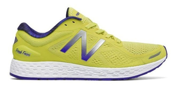 Zapatillas New Balance Wzantyl2 - Verde Fluor