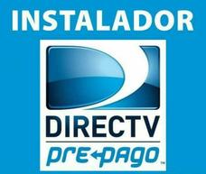 Instalación Directv Prepago Hd Servico Tecnico.