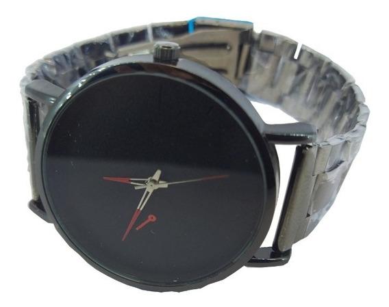 Relógio Vansvar Masculino Casual Luxuoso Aço Inox Promoção