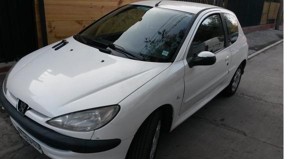 Liquido Peugeot 206,, Recibo