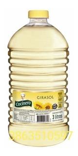 Aceite Cocinero Girasol X3l