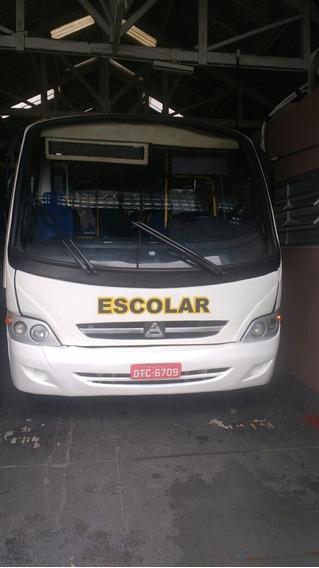 Microonibus Mascarello 32 Lugares Ano 2008 Chassi 8.5 / W9
