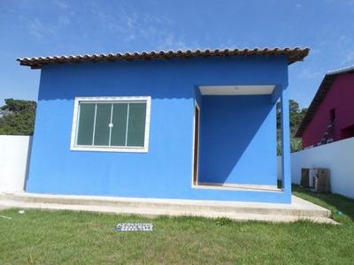 Casa Em Condomínio, 3 Quartos Em São Pedro Da Aldeia - Cs-586