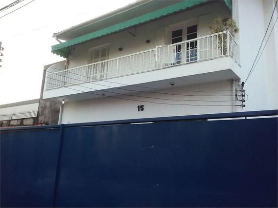 Sobrado Comercial Para Locação, 210m² Em Dois Pavimentos - Excelente Localização Em Jd. Santo Amaro. - 375-im404863