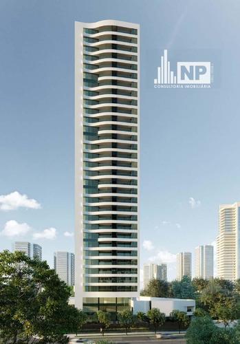 Apartamento Padrão À Venda Em Recife/pe - Md23