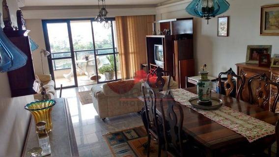 Apartamento 4 Quartos Com Suíte Na Barro Vermelho, Vista Eterna Para O Mar - Ap0098
