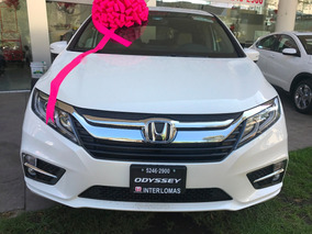 Honda Odyssey 2018 Versión Touring