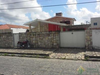 Casa Com 3 Dormitórios À Venda, 256 M² Por R$ 400.000 - Cristo Redentor - João Pessoa/pb - Cod Ca0143 - Ca0143