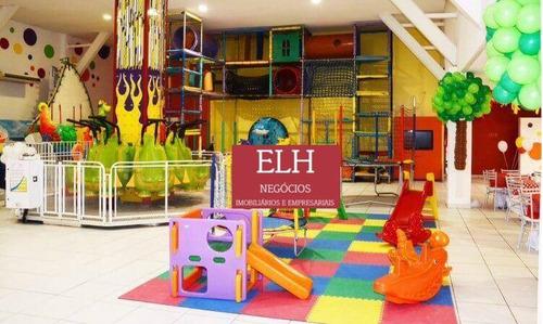Imagem 1 de 1 de Ponto À Venda, Buffet Infantil - 500m² - Por R$ 690.000 + Festas - Pinheiros - São Paulo/sp - Pt0206
