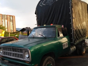 Vendo Cambio Camion Dodge 300 135