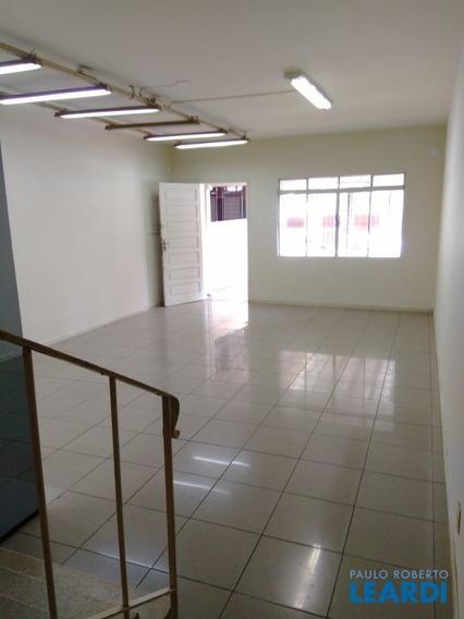 Sobrado - Campo Belo - Sp - 581387