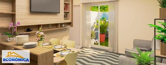 Apartamento Para Venda Em Fazenda Rio Grande, Estados, 2 Dormitórios, 1 Banheiro, 1 Vaga - 866_2-685937