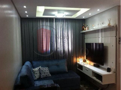 Imagem 1 de 14 de Apartamento - Jardim Guairaca - Ref: 1539 - V-1539