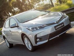Sucata Somente Em Peças Toyota Corolla 2018 Gli