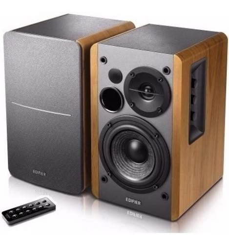Monitores De Som Edifier R1280db Com Bluetooth Caixas Ativas