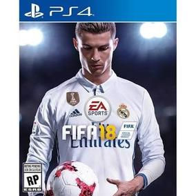 Fifa 2018 Ps4 Original 2 Pt-br - Jogue Na Sua Conta