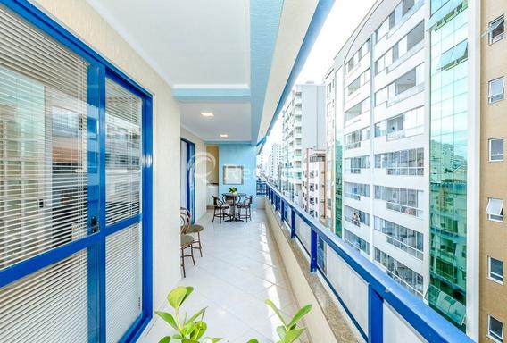 Cobertura 4 Dormitórios Quadra Mar Em Itapema - 1213