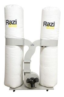 Coletor De Pó 3entrada Trifásico 5cv 220v Rz-cpt5t2 Razi