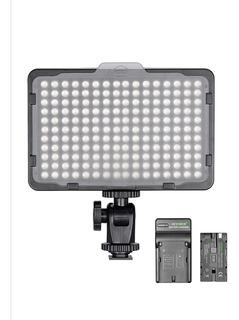 Neewer Regulable 176 Led , Canon, Nikon, Samsung,sony
