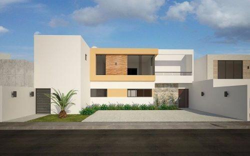 Preventa De Residencia En San Diego Cutz (modelo 4)