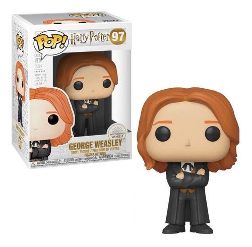 Funko Pop 97 Harry Potter - George Weasley (yule)