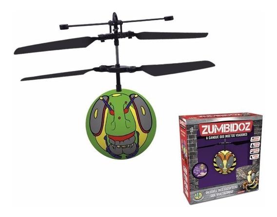 Zumbidoz Voadores Insetocóptero Mini Drone Recarregável Dtc