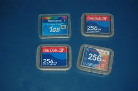 Cartão De Memória Compact Flash Dane-elec 256mb
