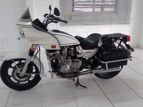 2002 Kawasaki Kz 1000 Police - Sem Uso Com 102 Milhas Apenas