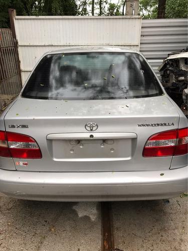 Sucata Toyota Corolla Xei 1.8 Aut 2001 (somente Em Peças)