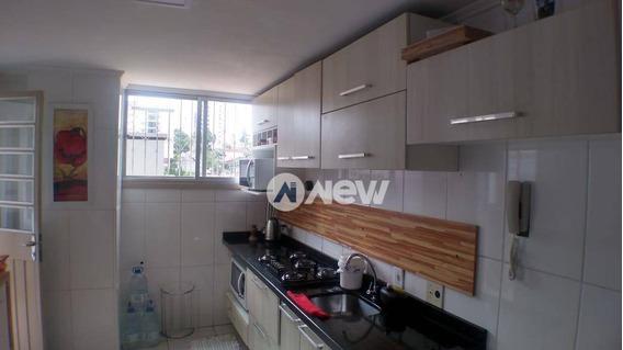 Apartamento Com 2 Dormitórios À Venda, 210 M² Por R$ 480.000 - Industrial - Novo Hamburgo/rs - Ap2501