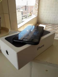 Celular iPhone 7 128 Gb Com 1 Ano De Uso