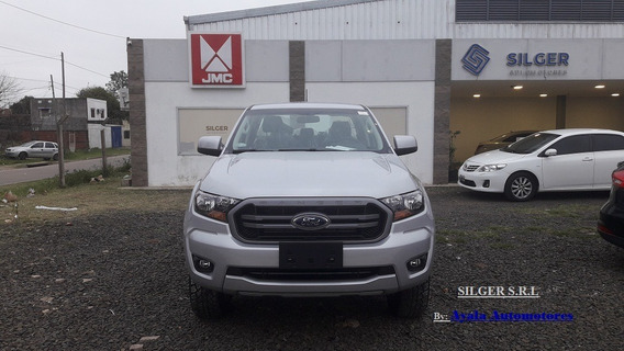 Ford Ranger Xls 2020 4x4 Manual Con Permuta Y Financia
