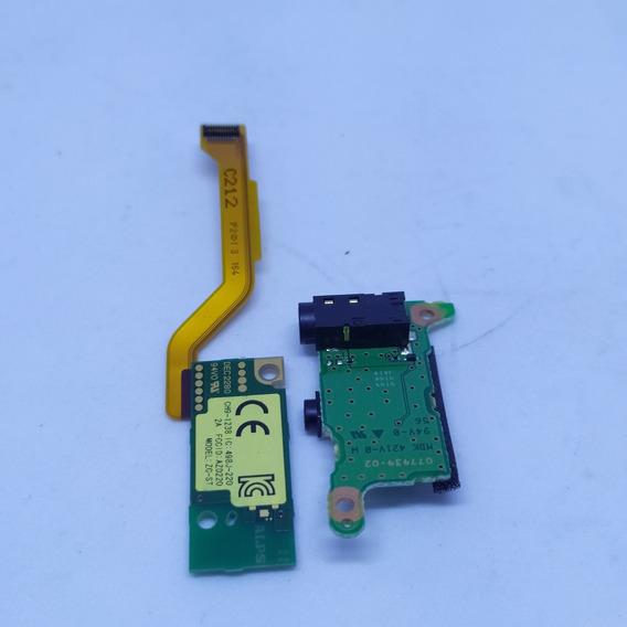 Placa Conector P2 70d