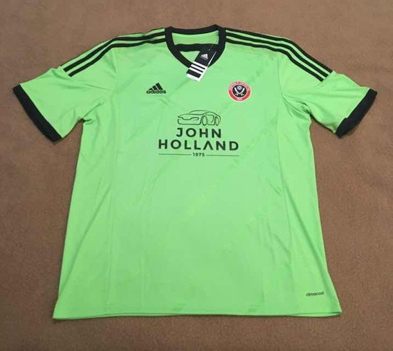 Camisa Sheffield United Away 2015/16 - adidas