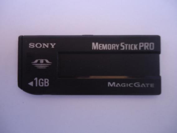 Memory Stick Pro De 1gb Sony, Original