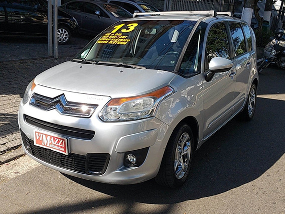 Citroën C3 Picasso 1.5 Flex Glx Manual