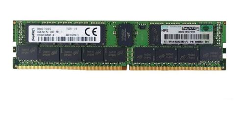 Imagem 1 de 3 de Memoria 32 Gb Servidor Dell Poweredge M630, M830 Blade.