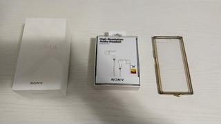 Sony Xperia Xz Premium 64gb + Fone Hi-res Audio Mdr-nc750