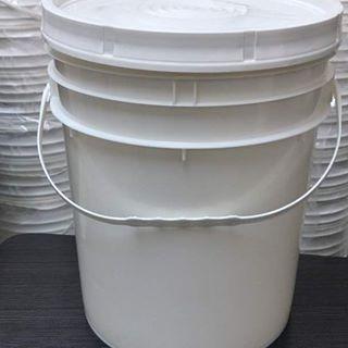 Tobos Cuñetes Plasticos Nuevos 5 Gal.