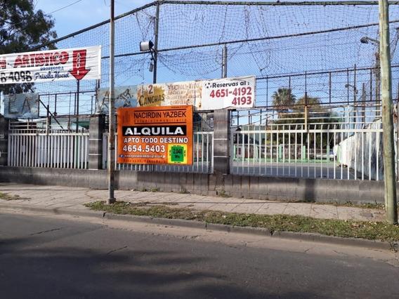 Galpon / Deposito / Canchas De Futbol