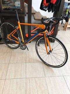 Bicicleta Ruta Talle 51 Raleigh Strada 1.0