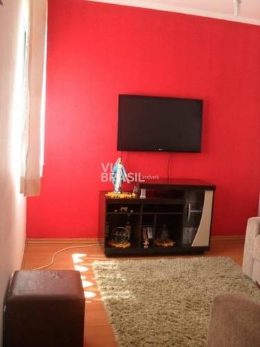 Apartamento Em Condomínio Padrão Para Venda No Bairro Santa Terezinha, 2 Dorm, 48 M - 640