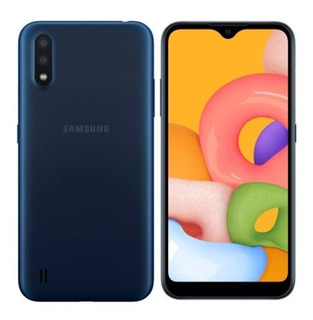 Celular Samsung A01 32gb Cam 13/2mpx Ram 2gb